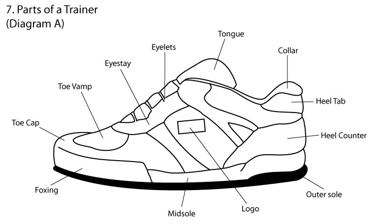 Parts of a Trainer